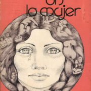 Essays on La Mujer Anthology No.1 Book Cover Art